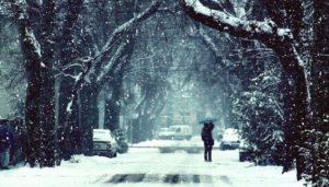 Снег на сайте – устанавливаем скрипт падающего снега