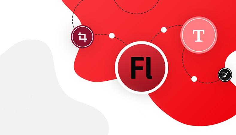 Технологии flash на сайте